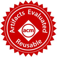 Artifacts Evaluated Reusable